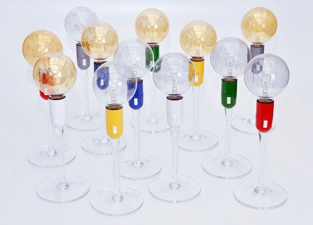 cheerful champagne glass shaped table lamps 2 thumb 630x452 28947 Champagne Glass Shaped Table Lamps