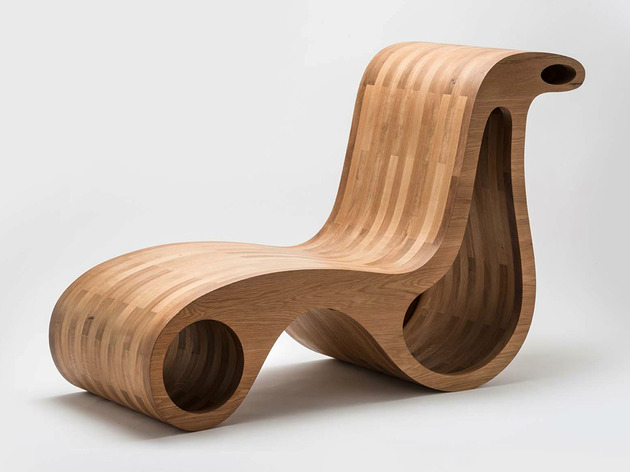 chair chaise lounge in one%E2%80%93x2 giorgio caporaso 1 wood lounge thumb 630xauto 36421 Chair And Chaise Lounge In One   X2 By Giorgio Caporaso