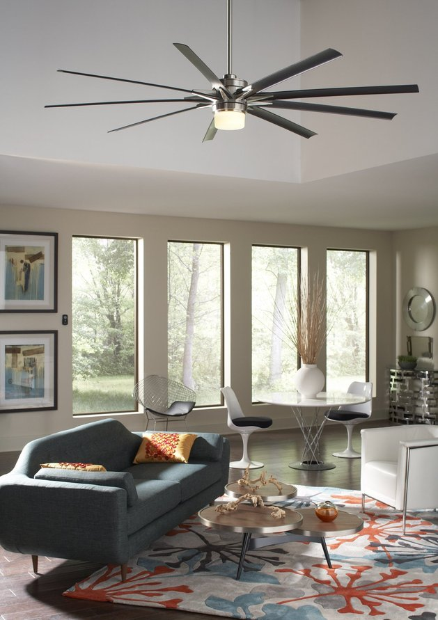 Living Room Ceiling Fan Ideas Decorating With Ceiling Fans Interior Design Ideas That Work