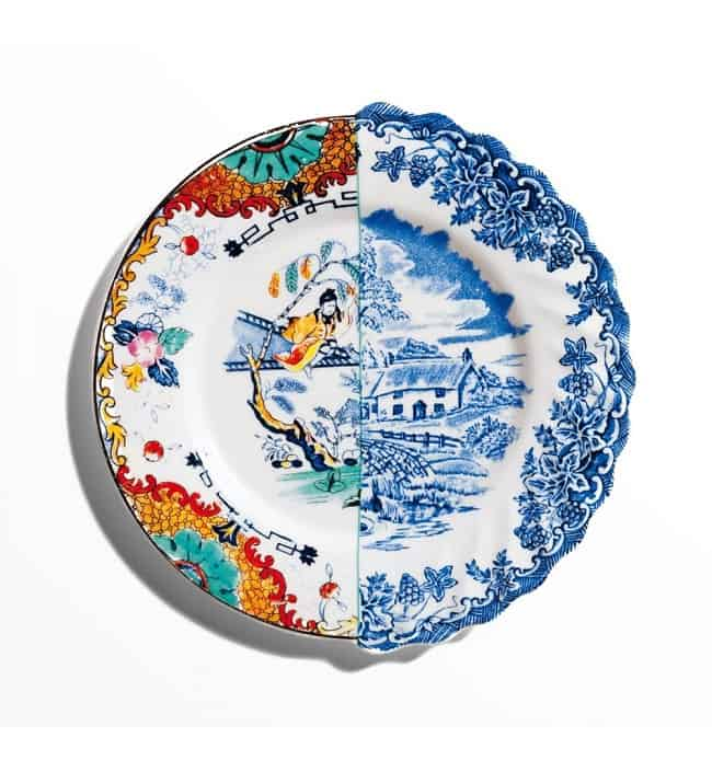 East Meets West In Hybrid Dinnerware Collection By Ctrlzak