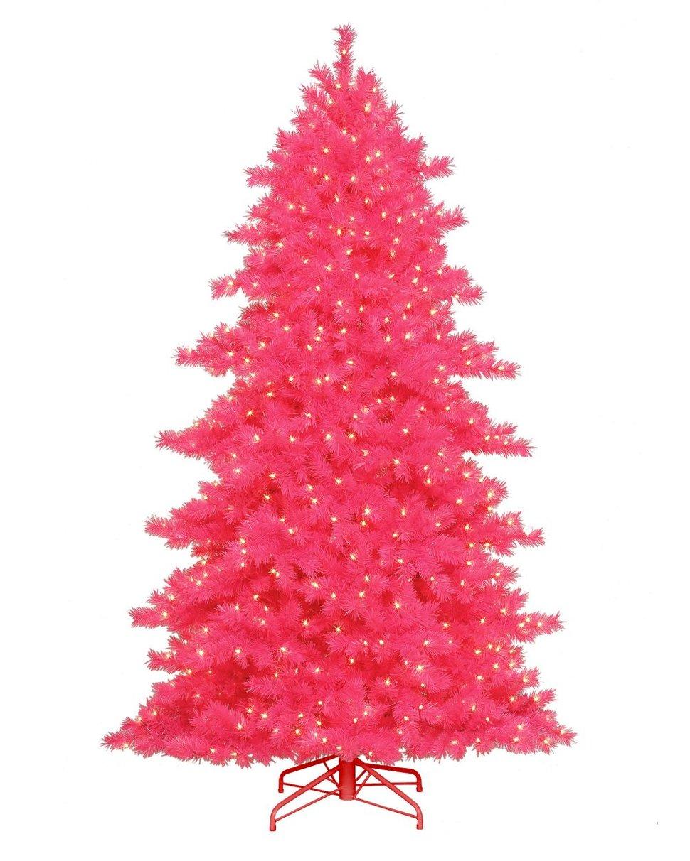 White Tabletop Christmas Trees