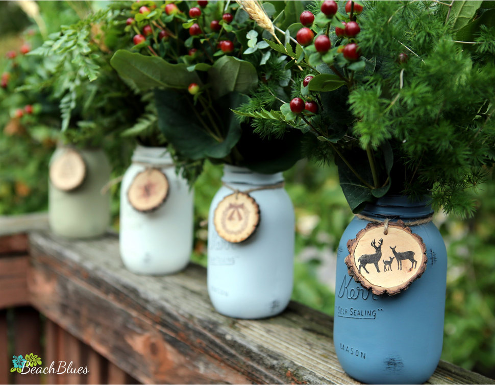 view in gallery yosemite christmas painted mason jar centerpiece vasejpg