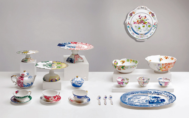 east meets west in the hybrid dinnerware collection by ctrlzak studio 1 thumb 630xauto 50745 East Meets West in Hybrid Dinnerware Collection by CTRLZAK Studio for Seletti