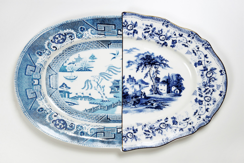 View in gallery east-meets-west-in-the-hybrid-dinnerware-collection-  sc 1 st  Trendir & East Meets West in Hybrid Dinnerware Collection by CTRLZAK Studio ...