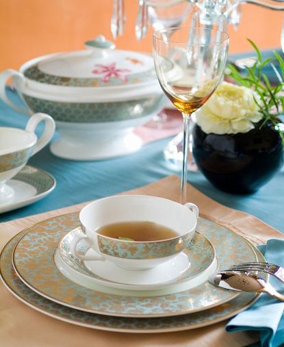 aureus dinnerware villeroy and boch 1 Aureus Dinnerware by Villeroy & Boch