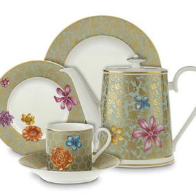 Modern Asian Inspired Dinnerware From Villeroy Amp Boch