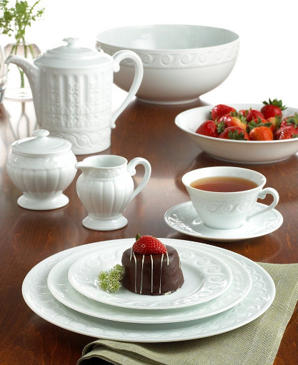 Dessert Serveware & Fruit Dinnerware Set - Eden dinnerware from Portmeirion