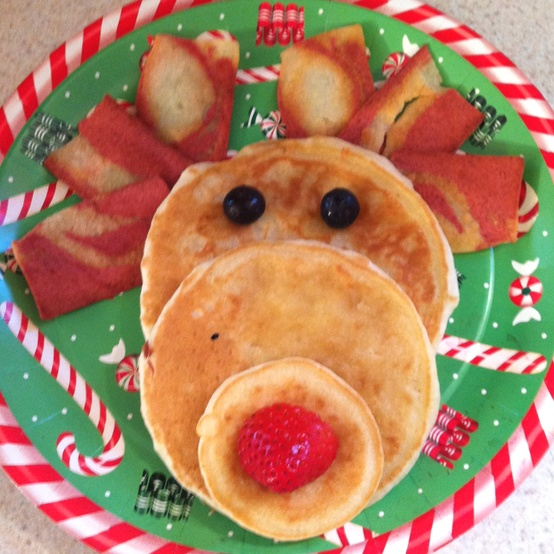 christmas morning breakfast ideas 1 40 Christmas Morning Breakfast Ideas