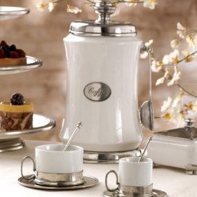 Coffee and Tea Serveware from Arte Italica – Dessert Serving Set