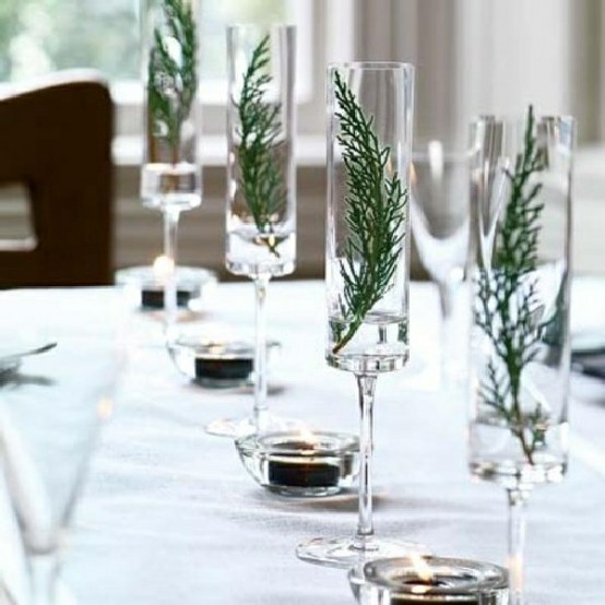 View in gallery colorful-christmas-tabletop-decor-ideas-9.jpg · Winter Wonderland Table : winter wonderland table settings - pezcame.com