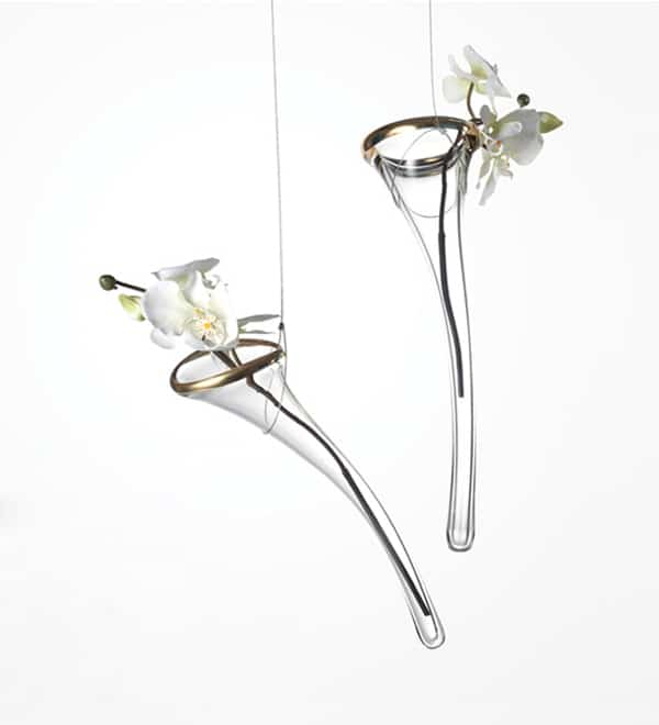 contemporary glass art for home ilio bouquet 3 Contemporary Glass Art for Home by ilio