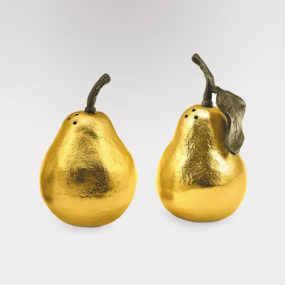 "Decorative Salt & Pepper Shakers ""Pear"" from Neiman Marcus"