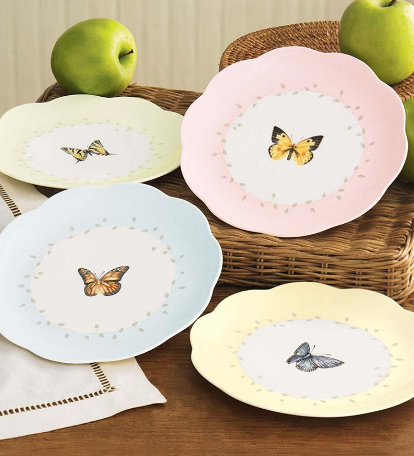 lenox butterfly meadow plates 2