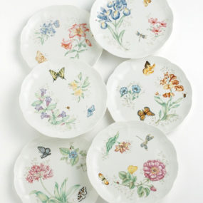 Butterfly Dinnerware Set – Lenox Butterfly Meadow Dinnerware