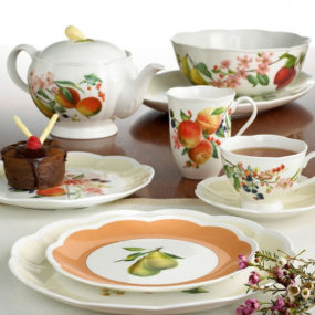Fruit Pattern Dinnerware – new Lenox Orchard in Bloom Dinnerware at Macy's