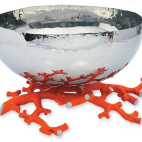 Michael Aram Coral Reef Bowl and Serving Set
