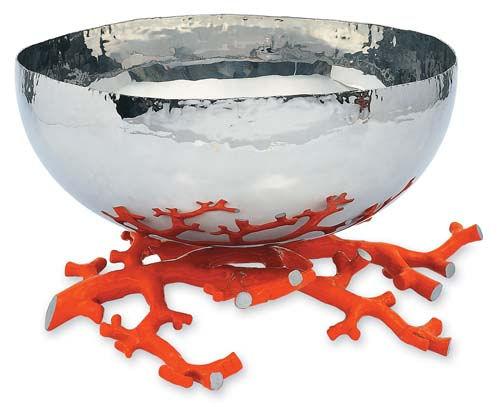 michael aram coral reef bowl large Michael Aram Coral Reef Bowl and Serving Set