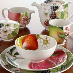 Fruit Dinnerware Set – Eden dinnerware from Portmeirion