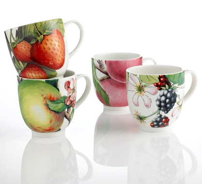 portmeirion eden fruit mags Fruit Dinnerware Set   Eden dinnerware from Portmeirion
