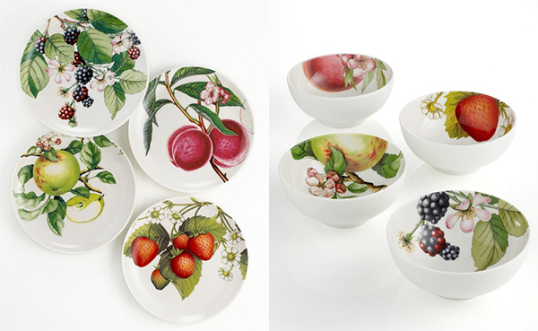 Fruit Dinnerware Set Eden Dinnerware From Portmeirion