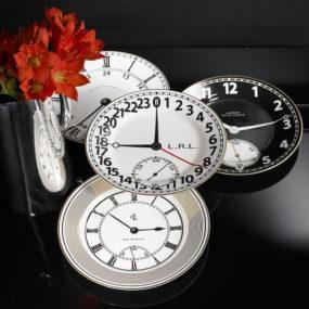 Ralph Lauren Clock Plates