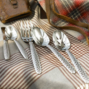 Equestrian Braid Hostess Set from Ralph Lauren