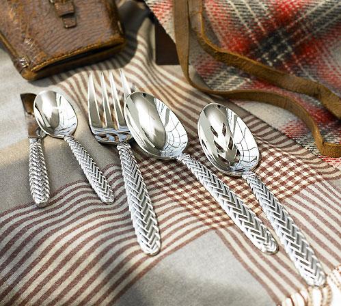 ralph lauren equestrian braid hostess set Equestrian Braid Hostess Set from Ralph Lauren