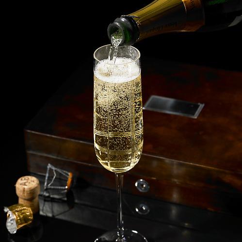 ralph lauren foster champagne flutes 1
