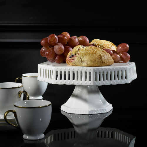 Footed Cake Plate Pavilion from Ralph Lauren