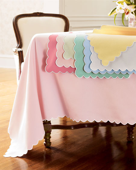 Delightful Savannah Gardens Table Linens Horchow