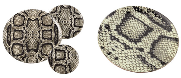 snake platters vivre selection 1 Snake Platters by Vivre Selection