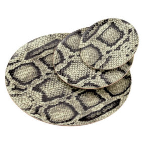 Snake Platters by Vivre Selection