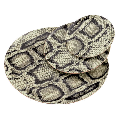 snake platters vivre selection Snake Platters by Vivre Selection