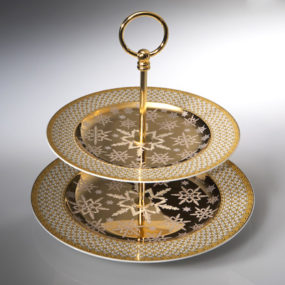 Versace Christmas 2010 – Tableware and Ornaments Collection