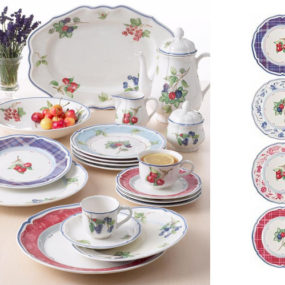 Cottage Style Dinnerware from Villeroy & Boch – Cottage Inn collection