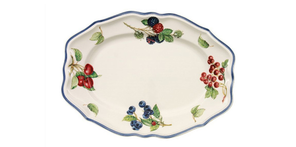 villeroy boch cottage inn dinnerware plate