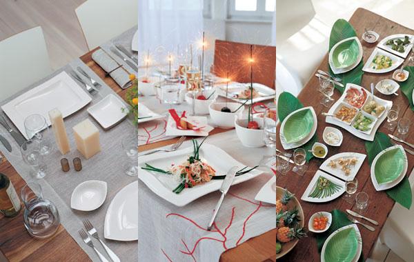Modern Asian Inspired Dinnerware From Villeroy Amp Boch