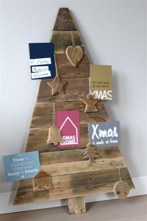 wall christmas tree ideas 5
