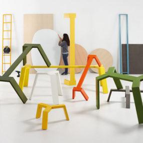 Fun Color Furniture by Lagranja Design: Midi Colors