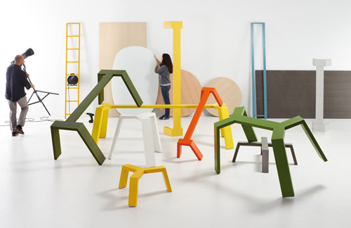 Fun Color Furniture by Lagranja Design: Midi Colors