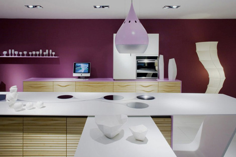 Future Kitchen Concept Mobalpa Iris 2