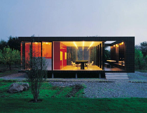 Tile House in Chile on 30x30 house designs, 12x16 house designs, 24x36 house designs,