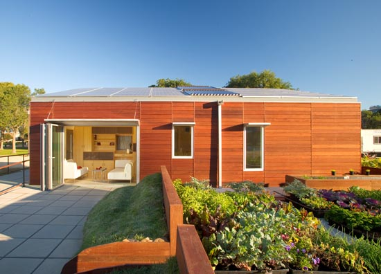 ... Zero Energy House Design · 2005 Solar Decathlon House 3