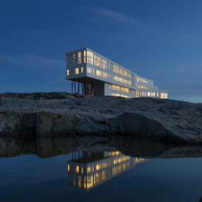 Fogo Island Inn Offers Design Inspiration for Modern Lifestyles