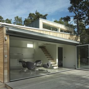 Low Impact – No Waste Swedish House Built Using Sustainable Wood lots
