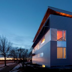 Low Energy Home Working Towards Net Zero Rating