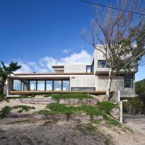 Low Maintenance Concrete Beach House