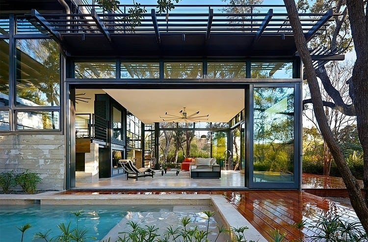 View In Gallery Innovative And Sustainable Single Family House 3