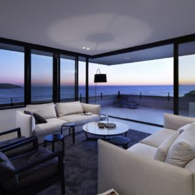 Ocean Front Home with 270 deg Views from Elevated Porch