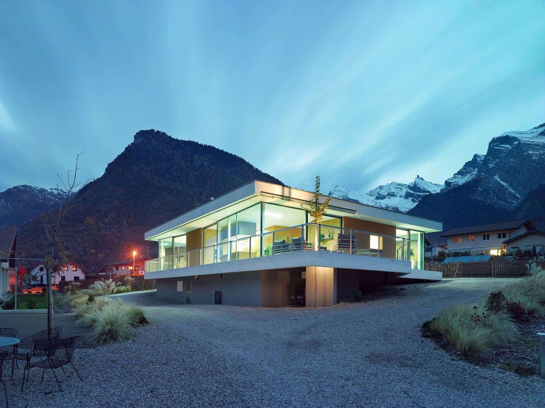 Concrete Homes Designs, Inspiration, Photos - Trendir